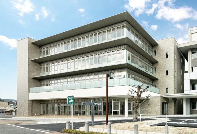 恵那市役所新庁舎建設事業