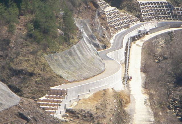 ダム湖周辺整備維持管理業務3