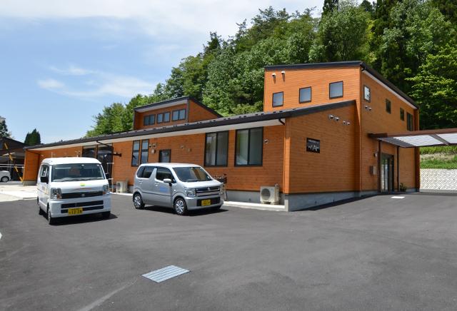 小規模多機能ホーム「いちにのさん」新築工事2