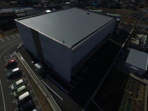 東濃信用金庫様文書管理センター新築工事_サンプル画像05