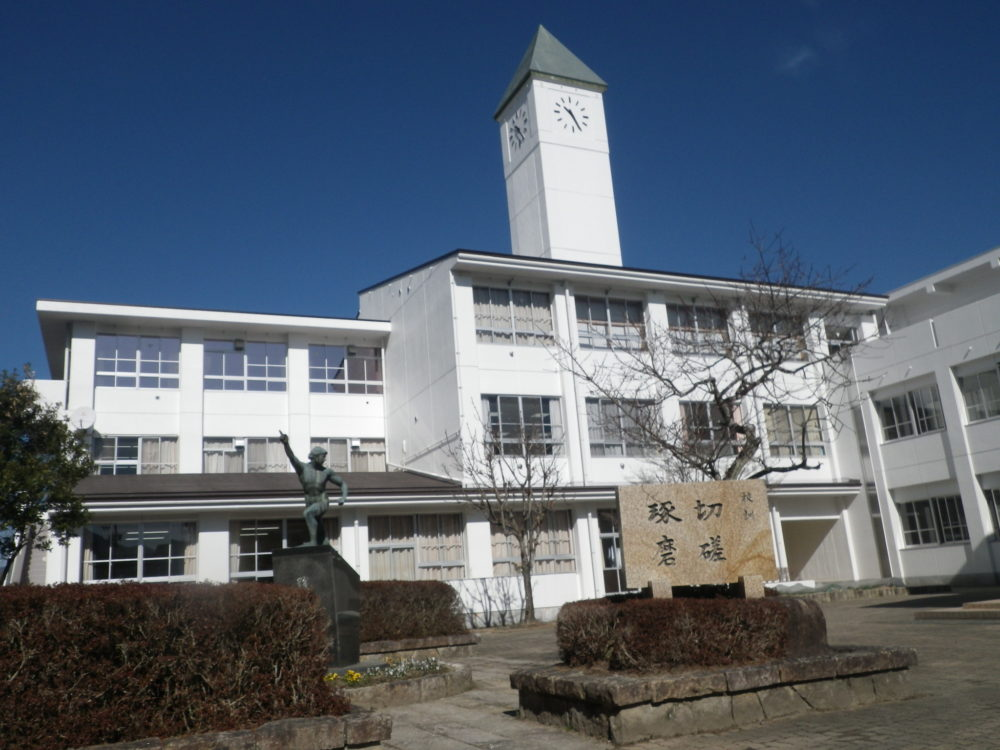 恵那市立恵那東中学校