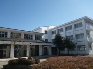 恵那市立恵那東中学校_サンプル画像03