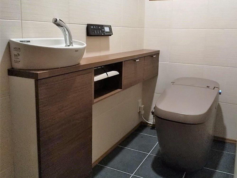 こだわりトイレ空間