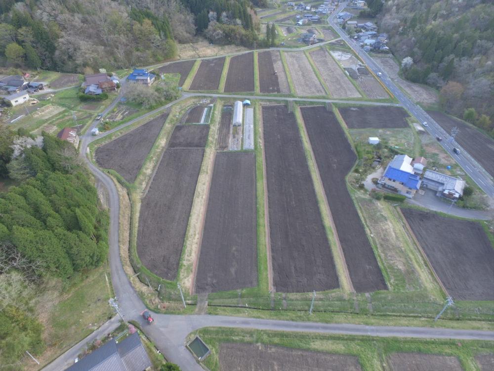 県営農業基盤整備促進事業 えな地区 暗渠排水第1期工事_メイン画像