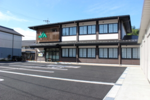 JAひがしみの明智支店新築工事_サンプル画像02