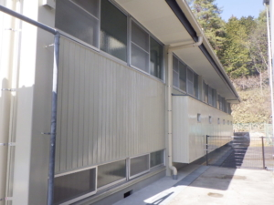 恵那特別支援学校フリースペース屋根外壁内部改修工事_サンプル画像02