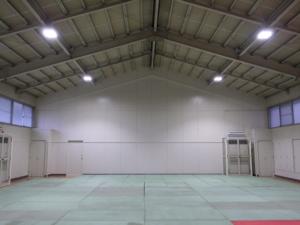 恵那特別支援学校フリースペース屋根外壁内部改修工事_サンプル画像04