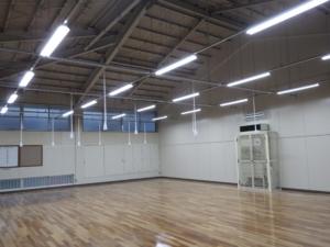 恵那特別支援学校フリースペース屋根外壁内部改修工事_サンプル画像05