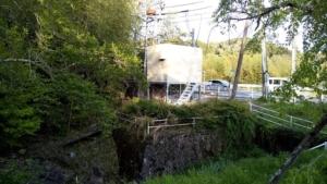令和2年度 矢作ダム放流警報用局舎耐水化工事_サンプル画像05